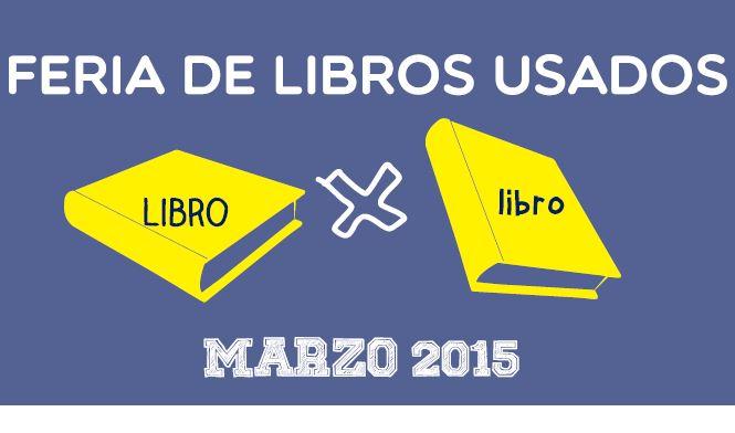 Comienza la Feria de Libros Usados