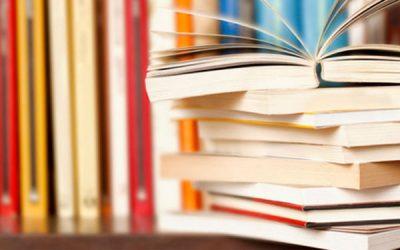 Esta es la lista de libros que puedes intercambiar y reutilizar