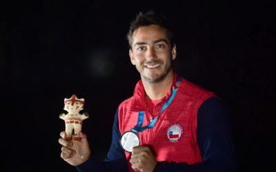 """Felipe Miranda: """"Ya me estoy preparando para los Panamericanos de Santiago 2023″."""
