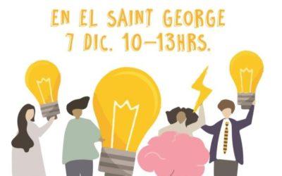 Participa en los Diálogos Ciudadanos del Saint George's