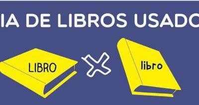 5 al 9 de marzo Feria Libro x Libro en el estacionamiento nuevo