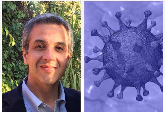 """Juan Pablo Torres, pediatra infectólogo: """"La cuarentena funciona solo si todos la siguen. Es imperativo que la cumplan"""""""