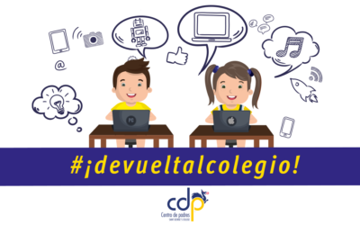 #¡Devueltalcolegio!, consejos para apoyar la educación a distancia de nuestros hijos e hijas