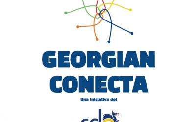 Georgian Conecta, la nueva plata forma del CDP para colaboración