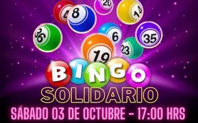 No te pierdas el Bingo Solidario para profes y funcionarios del colegio