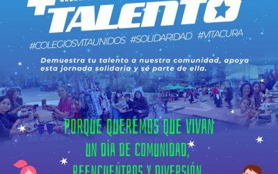 Compra tus entradas para la Gala de Talentos en beneficio de los colegios municipales de Vitacura