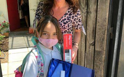 Felicitamos a la gerogiana premiada en la Gala de Talentos de los colegios de Vitacura