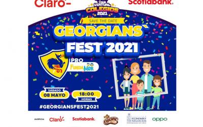 Georgian's Fest supera la meta de recaudación para Fundamor y Becas Whelan. Gracias, comunidad georgiana